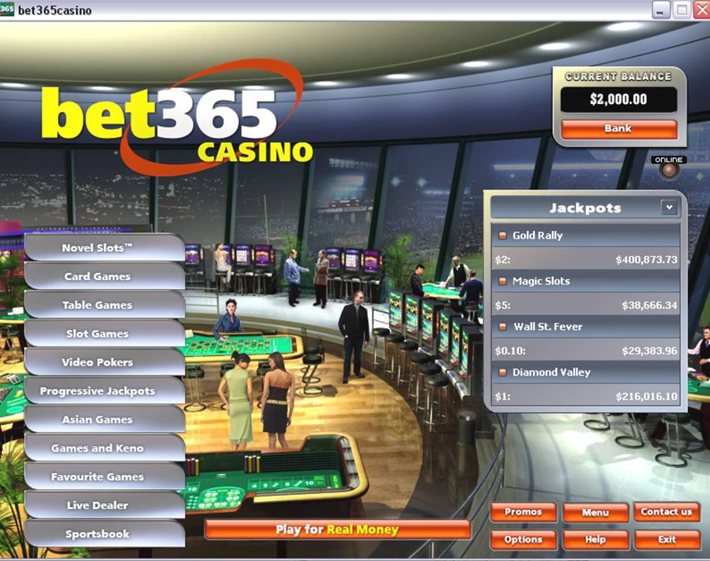 Bet365 casino free bet weird gambling games
